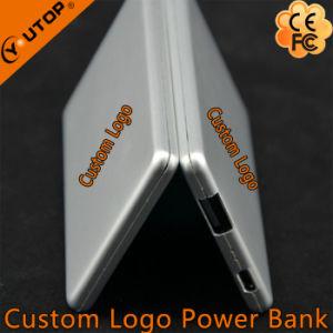 Factory Custom Logo Metal Card Power Bank 2600mAh pictures & photos