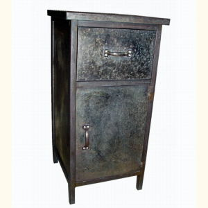 Antique Gray Tin Metal Indoor&Outdoor Furniture pictures & photos