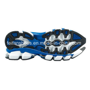 Selling New Supplies Creative TPR Soles Sports Shoes Sole pictures & photos