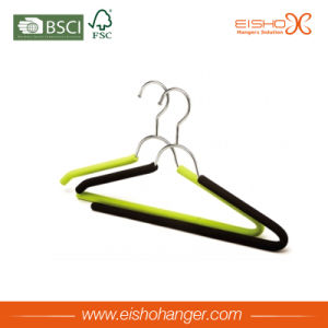 Colorful Foam Coated Hanger for Clothes pictures & photos