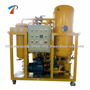 Automatic Waste Turbine Oil Recycling Purifier pictures & photos