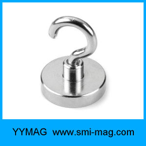 Super Strong Magnetic Hook Magnet Use for Industry pictures & photos