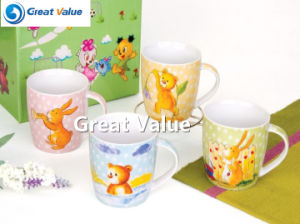 12oz Promotional Ceramic Mug with Customer Logo pictures & photos