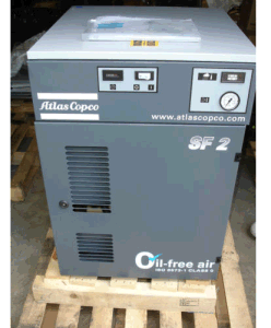 Atlas Copco Screw Air Compressor pictures & photos