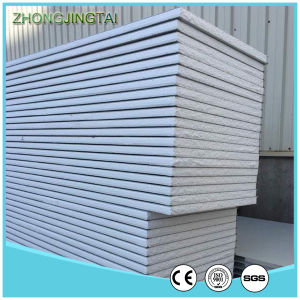 Best Price Color Steel EPS Sandwich for Wall & Roof Panel EPS Panel Sandwich pictures & photos