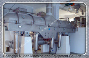 Nuoen Six Meters Vibration Fluidized Bed Drying Machine pictures & photos