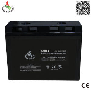 2V 1000ah VRLA AGM Rechargeable Mf Deep Cycle UPS Battery