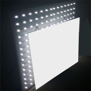 Outdoor lighting control systems: Light diffuser panel