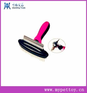 New Arrival Double Line Rake Pet Products pictures & photos