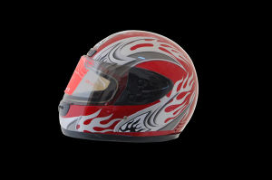 Hot Selling Half Face Helmets Full Face Helmets (AL-109) pictures & photos