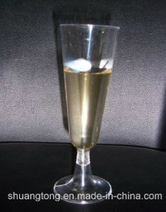 5oz Champagne Glass Party Essentials Hard Plastic Party Cups pictures & photos