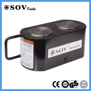CE&ISO9001 Twin Stand Hydraulic Cylinder (SV14Y) pictures & photos