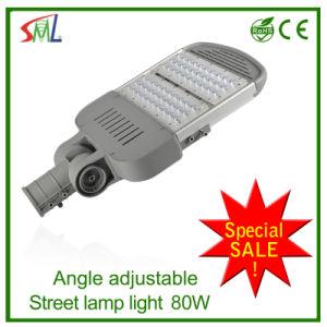 80W Waterproof LED Streetlight IP65 Sml Driver Osram LED 80W Street Light with Ce RoHS (SL-80E1)