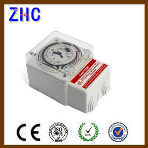 Mechanical 24 Hours Time Switch Electrical Timer pictures & photos