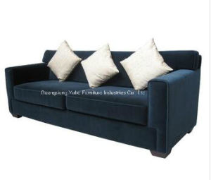 3 Seaters Sofa--Living Room Sofa pictures & photos