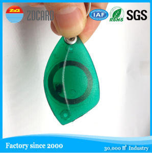 Security and Protection Tk4100 RFID Key Tag pictures & photos