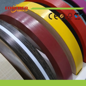 Hot Sale Wood Grain PVC Edge Band with Strong Protection pictures & photos