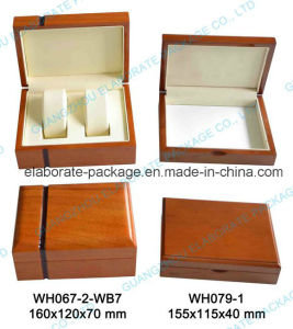 Large Size Original Wooden Case Jewellry Packing Case pictures & photos