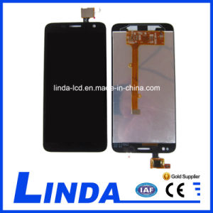 LCD Touch Screen for Alcatel Ot 6012 Display Replacement pictures & photos