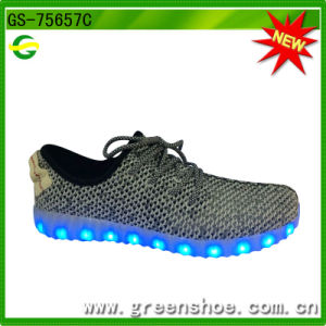 Hotest Selling LED Shoes (GS-75453) pictures & photos