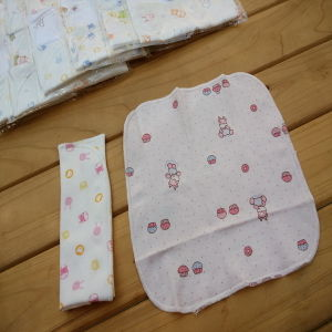 High Quality 100%Cotton Printed Muslin Cloth Baby Muslin pictures & photos