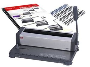 Professional Supplier Wire Binding Machine (WD-2108) pictures & photos