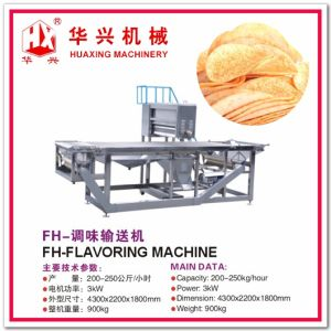 Complex Potato Chips Production Line (Pringles Chips Cracker Machine) pictures & photos