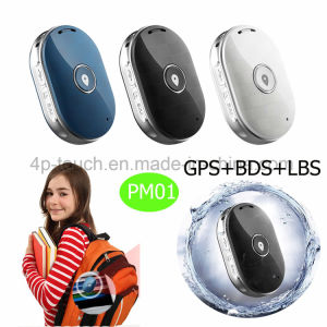 New IP66 Waterproof GPS Tracker with Sos Button Pm01 pictures & photos