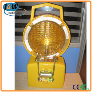 Solar Beacon Lights, LED Warning Lamp Jw066 pictures & photos