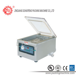 Automatic Meat Seafood Fruit Packing Machine (DZ-300) pictures & photos