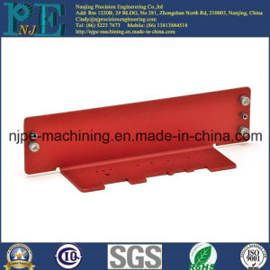 Sheet Metal Fabrication Precision Steel Transformer Mounting Plate pictures & photos