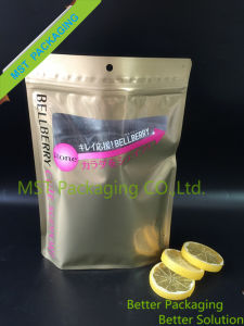 Matt Coating Bag/Stand up Bag pictures & photos