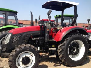 100HP 4WD Agriculture Machine Tractor pictures & photos