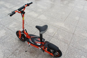 2016 Yucheng Long Range Folding Mini Electric Scooter with 500W Motor pictures & photos