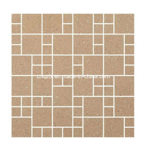Terracotta Mosaic Panel Board for Facade Decoration