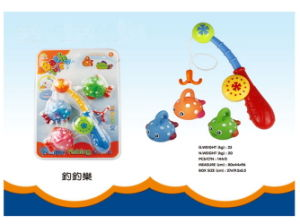 Kids Play Bath Toy Fishing Game Set (H9327020) pictures & photos