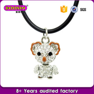 Sparkling Crystal Lucky Star Charm Necklace Wholesale #14269 pictures & photos