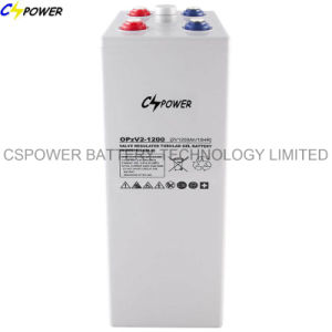 Opzv Tubular Gel Battery 2V800ah for Solar Power 20years Life pictures & photos