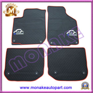 Auto Parts Beetle Car Rubber Mat for Volkswagen pictures & photos