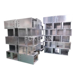 OEM Sheet Metal Fabrication Galvanized Metal Case pictures & photos