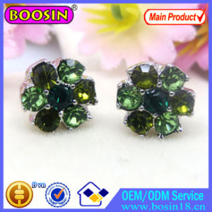 Half Dome Fashion Women Pearl Earring Factory Wholesale #22293 pictures & photos