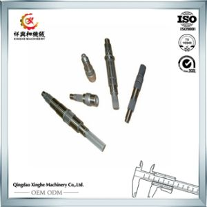 China Factory OEM Service Screw Shaft Transmission CNC Machining Stainless Steel Transmission Shaft pictures & photos