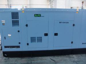 Bf-C412s Baifa 412 kVA Cummins Soundproof/Silent Diesel Generator Set