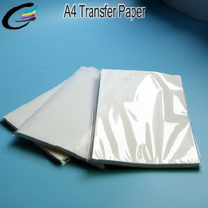 Wholesale A4 Light Heat Transfer Paper for Cotton Tshirt pictures & photos
