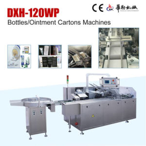 Automatic Carton Box Packing Machine for Bottle and Ointment pictures & photos