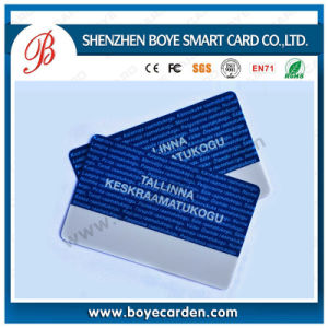 PVC Plastic Smart Membership Card (HF and LF) pictures & photos