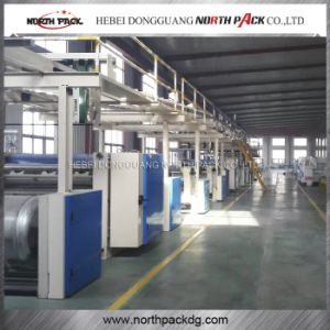 Corrugated Cardboard Production Line pictures & photos