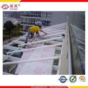 Color Polycarbonate Corrugated Sheet pictures & photos