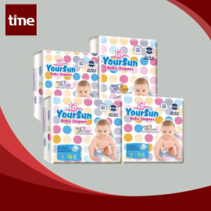 Disposable Newborn Baby Diapers Nappies pictures & photos