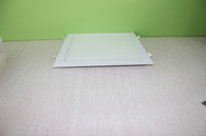 18W Square LED Panel Light Ultra-Slim LED Panel pictures & photos